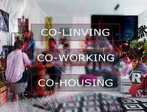 Co-working, Co-living, Co-housing: una vita da condividere!