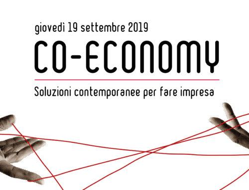 CO-ECONOMY, TRA WORKSHOP E CONVERSAZIONI APERTE A TUTTI