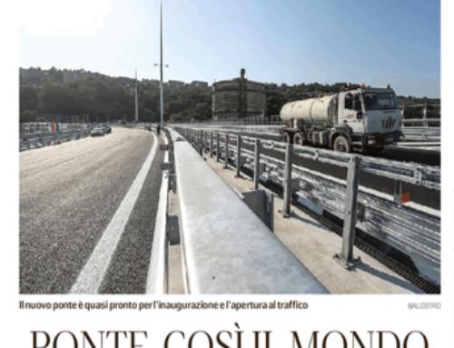 Ponte, così il mondo ha giudicato Genova